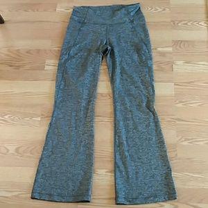 Lululemon gray sweatpants yoga pants size 12